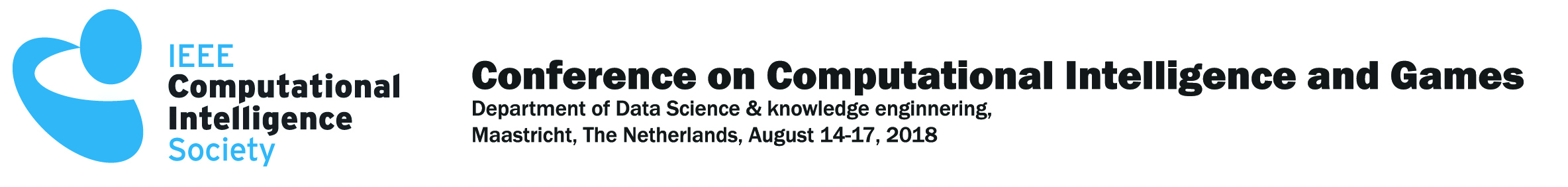 IEEE Conference on Computational Intelligence and Games, 11-14 September 2018, Maastricht (The Netherlands)