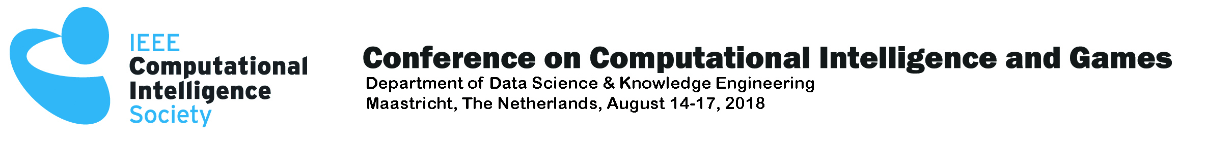 IEEE Conference on Computational Intelligence and Games, 14-17 August 2018, Maastricht (The Netherlands)